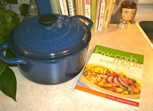 dutch oven, low carb cookbook