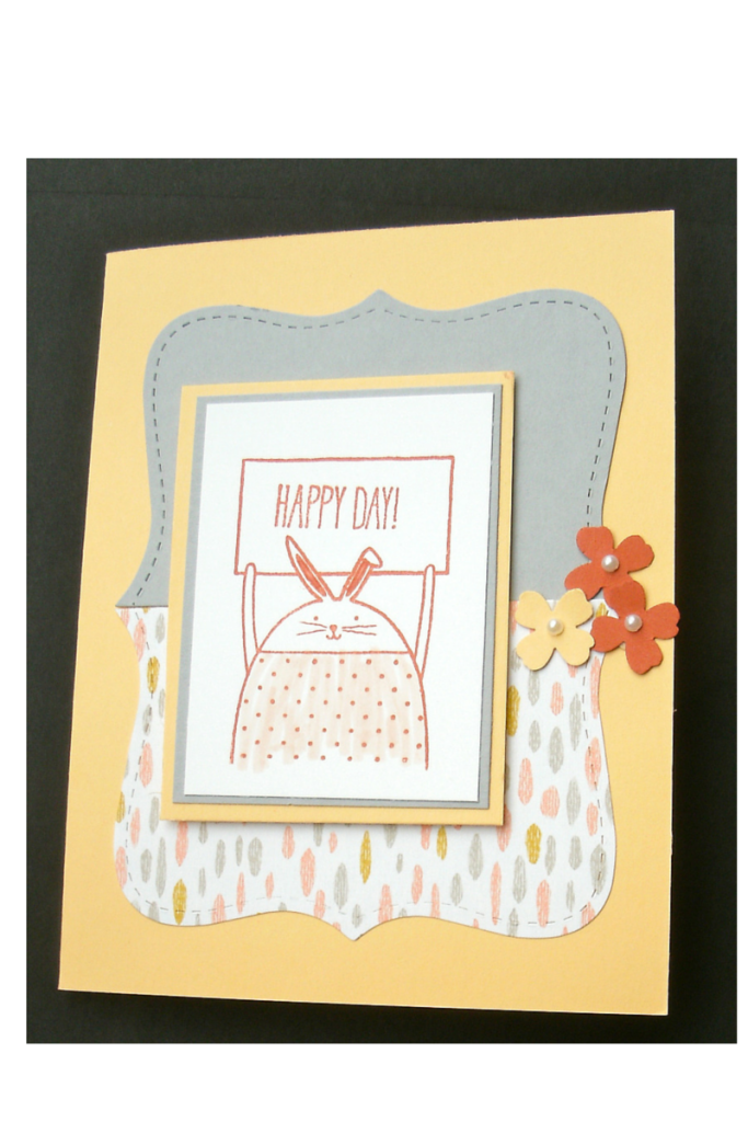 Stampin' Up Cheerful Critters