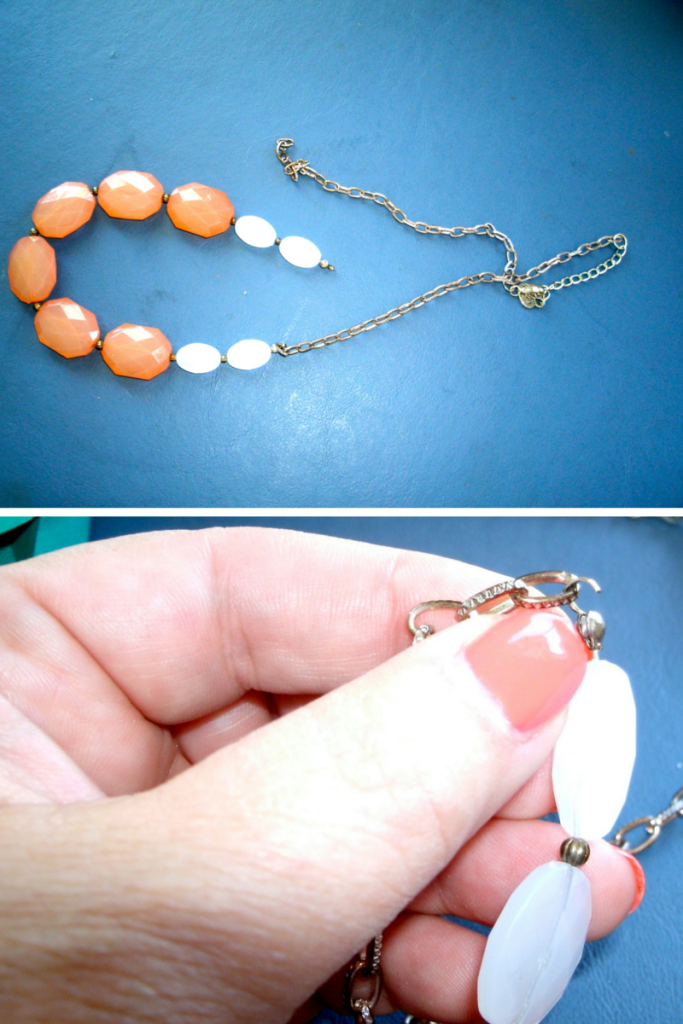 Necklace repair