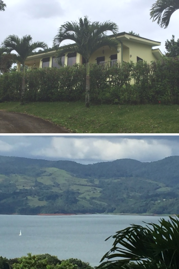 MI CASA & SAILORS ON LAKE ARENAL