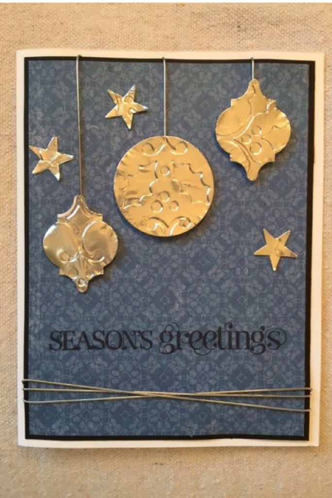 CHRISTMAS CARD- ITERATION 3
