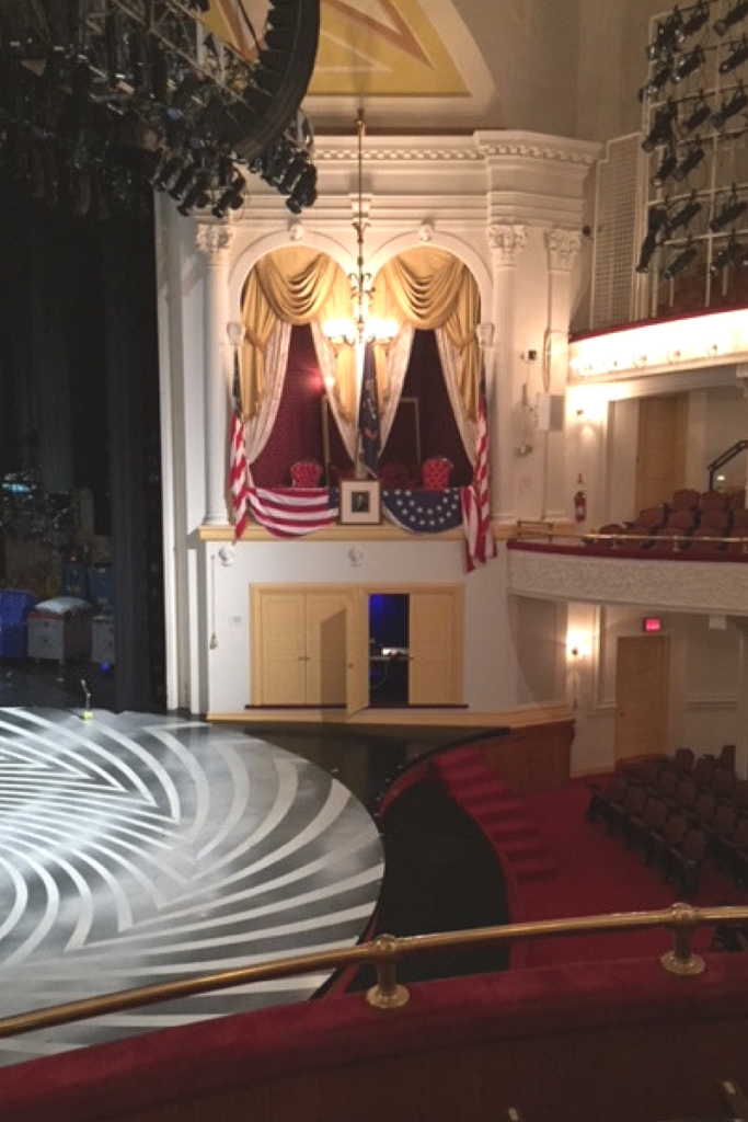 FORD'S THEATER